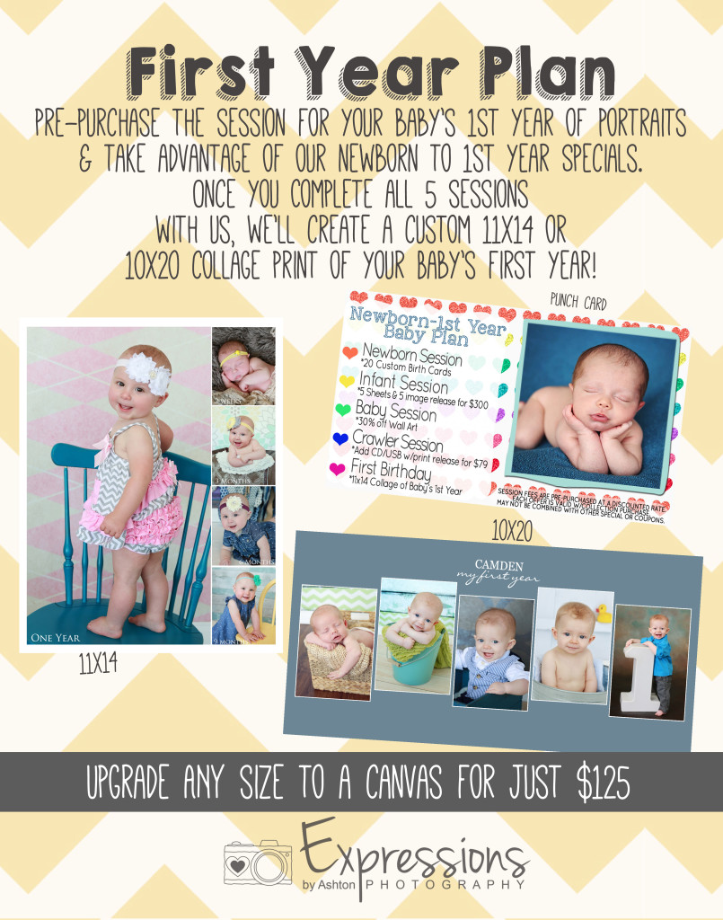 Newborn Milestone Plan Fargo Bismarck ND photography