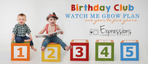 Birthday Club | Watch Me Grow Plan | kids birthday program